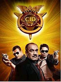 Picture of a TV show: C.I.D.