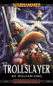 Picture of a book: Trollslayer