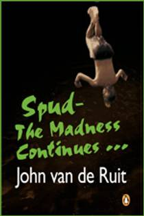 Picture of a book: Spud: The Madness Continues