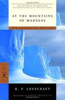 Picture of a book: At The Mountains Of Madness