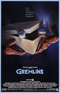 Picture of a movie: Gremlins