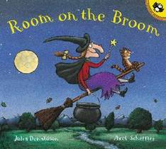 Picture of a book: Room On The Broom