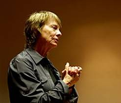 Picture of an author: Camille Paglia