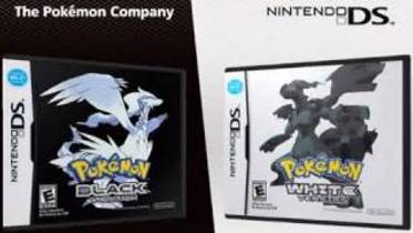 Picture of a game: Pokemon Black Version