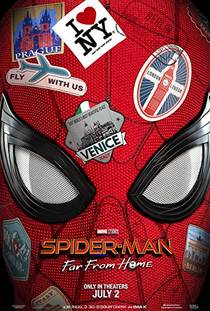 Picture of a movie: Spider-Man: Far From Home (2019 Movie)