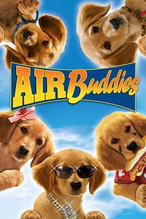 Picture of a movie: Air Buddies