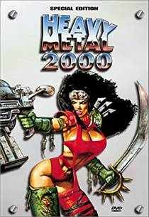 Picture of a movie: Heavy Metal 2000