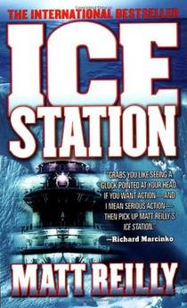 Picture of a book: Ice Station