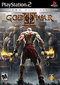 Picture of a game: God Of War II