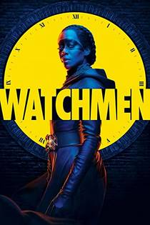 Picture of a TV show: Watchmen