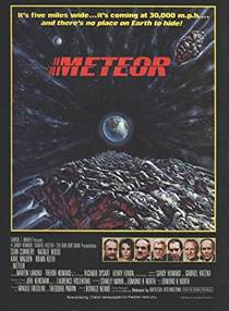 Picture of a movie: Meteor