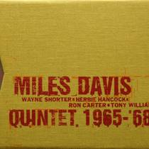 Picture of a band or musician: Miles Davis Quintet