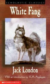 Picture of a book: White Fang