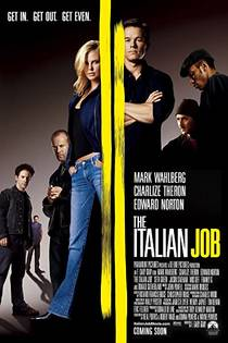 Picture of a movie: The Italian Job