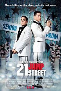 Picture of a movie: 21 Jump Street