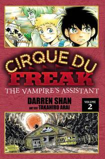 Picture of a book: Cirque Du Freak: The Vampire's Assistant, Vol. 2
