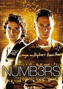 Picture of a TV show: Numb3rs