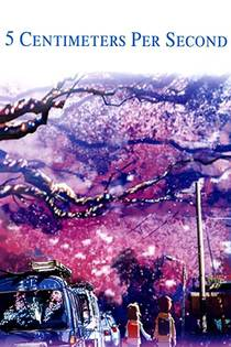 Picture of a movie: 5 Centimeters Per Second