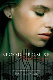 Picture of a book: Blood Promise