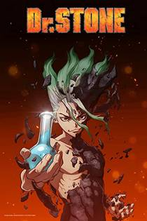 Picture of a TV show: Dr. Stone
