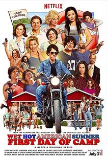 Picture of a TV show: Wet Hot American Summer: First Day Of Camp