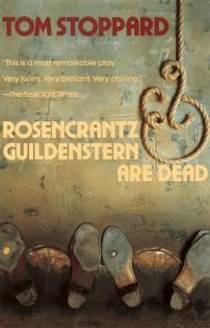 Picture of a book: Rosencrantz And Guildenstern Are Dead
