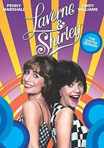 Picture of a TV show: Laverne & Shirley
