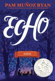 Picture of a book: Echo