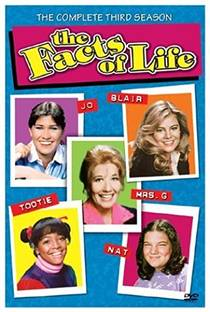 Picture of a TV show: The Facts Of Life