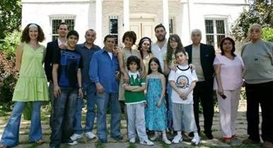Picture of a TV show: Iki Aile