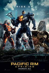 Picture of a movie: Pacific Rim Uprising