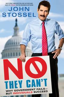 Picture of a book: No, They Can't: Why Government Fails-But Individuals Succeed