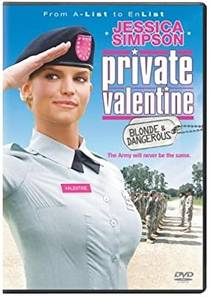 Picture of a movie: Private Valentine: Blonde & Dangerous