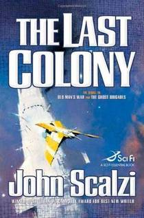 Picture of a book: The Last Colony
