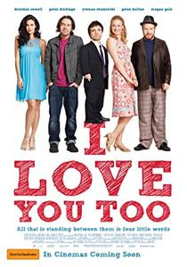 Picture of a movie: I Love You Too
