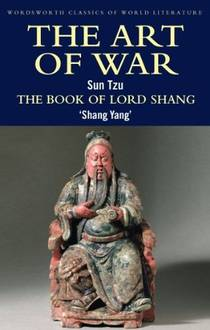Picture of a book: The Art of War/The Book of Lord Shang