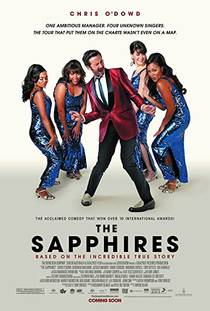 Picture of a movie: The Sapphires