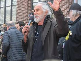 Picture of an author: Tommy Chong