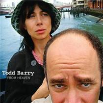 Picture of a band or musician: Todd Barry