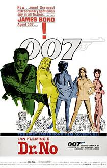 Picture of a movie: Dr. No