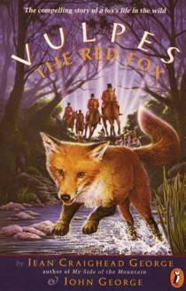 Picture of a book: Vulpes, the Red Fox