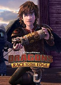 Picture of a TV show: Dragons: Race To The Edge