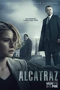 Picture of a TV show: Alcatraz