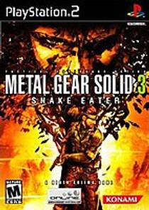 Picture of a game: Metal Gear Solid 3: Subsistence