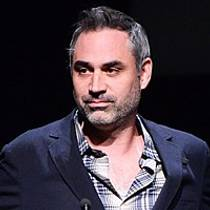 Picture of an author: Alex Garland