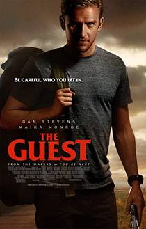 Picture of a movie: The Guest