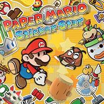 Picture of a game: Paper Mario: Sticker Star