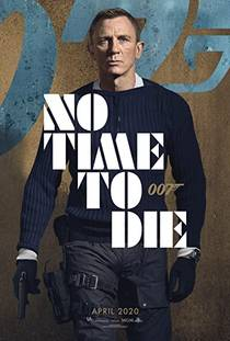 Picture of a movie: No Time To Die