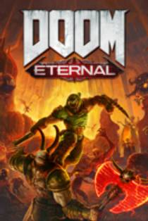 Picture of a game: Doom Eternal