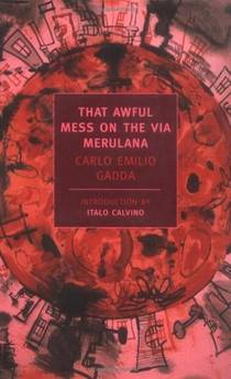 Picture of a book: That Awful Mess on the Via Merulana